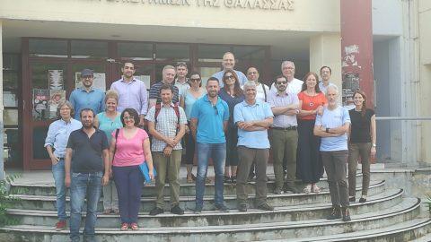Ανοικτή συζήτηση με τοπικούς φορείς της Μυτιλήνης,  στις 21 Ιουνίου