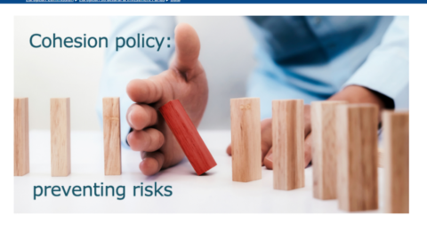 Cohesion policy: preventing risks – EUROPEAN STRUCTURAL AND INVESTMENT FUNDS