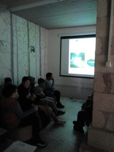 To Δημοτικό Σχολείο Νεοκούρουεπισκέφτηκε τοERMIS-F Info-Point του Δήμου Χανίων